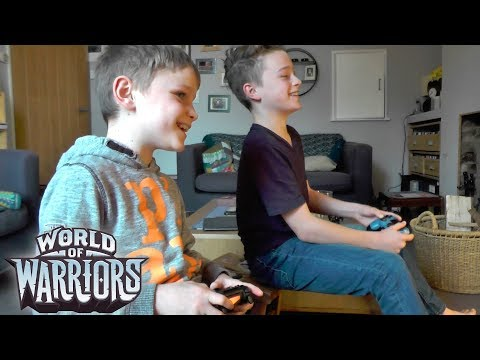World of Warriors - Brother's First Impressions