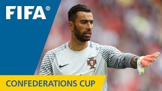 Match 5: Russia v Portugal - FIFA Confederations Cup 2017