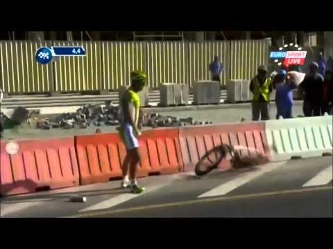 Bike throws