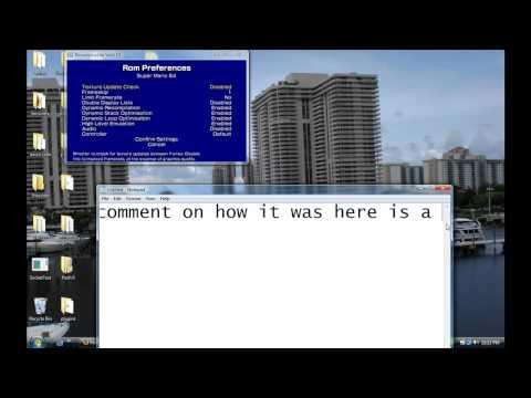 how to make n64 games on psp full speed