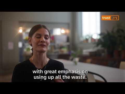 Food waste warriors: The community kitchen - Refettorio Felix