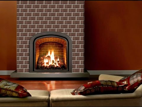 Gorgeous Brick Fireplace Ideas