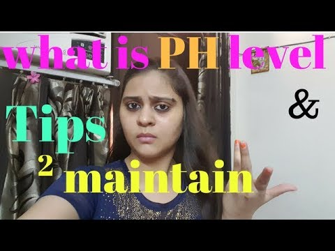 What is PH level for your skin & Tips to maintain it   Hindi   vimpilicious Beauty