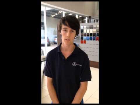 1st Year Automotive Apprentice Ben