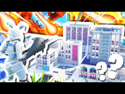 DID TILTED TOWERS BLOW UP?!?! (Fortnite Battle Royale)