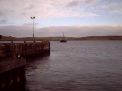 Bressay - Lerwick Ferry Nov 08