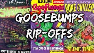 Top 5 Goosebumps RIP-OFFS!