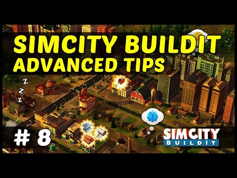 ADVANCED TIPS & TRICKS - SimCity BuildIt - Ep8