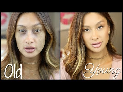 HOW TO LOOK YOUNGER WITH MAKEUP | BEAUTY TIPS!