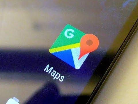 Google Maps v. 9.19 Quick Sound Buttons