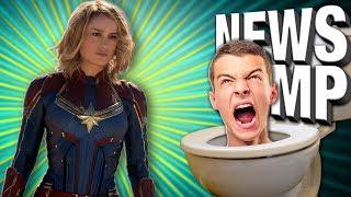 Download Brie Larson's Comments Ruin Captain Marvel!? - News Dump Video