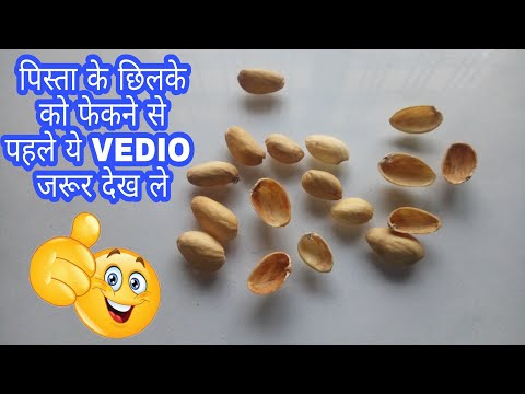 Best use of waste pista shell || Room decor ideas