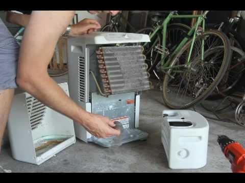 Repairing Dehumidifier Whirlpool Accudry Model AD25G0