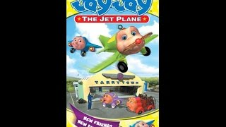 Opening to Jay Jay the Jet Plane: New Friends, New Discoveries 2002 VHS