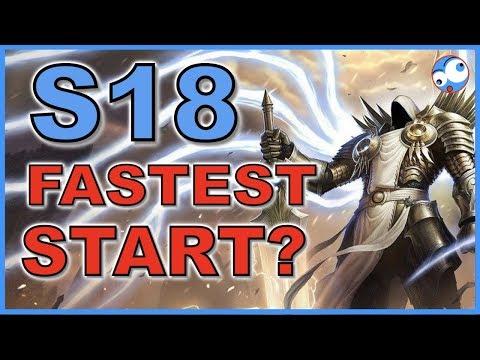 RAXXANTERAX - Which class has the fastest start Season 18