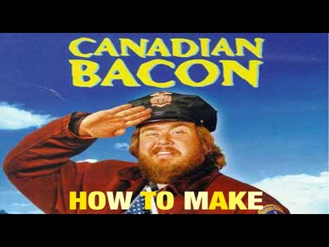 HOW TO MAKE CANADIAN BACON (Part 1)
