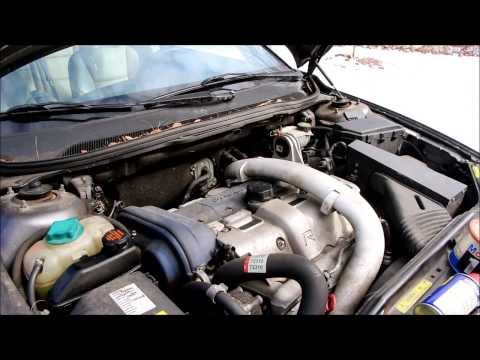 volvo s60r spark plugs ignition coils replacement and trouble shooting