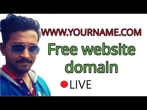free website hosting with free domain name | live | hindi | www.wix.com