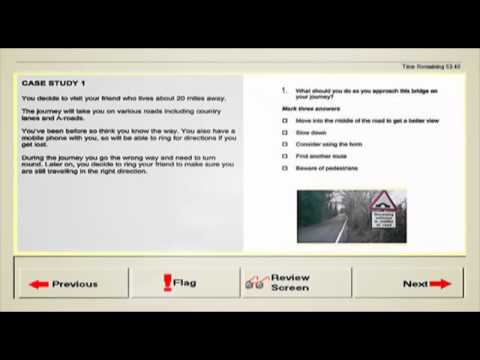 Pass your test 1st Time - Theory Test