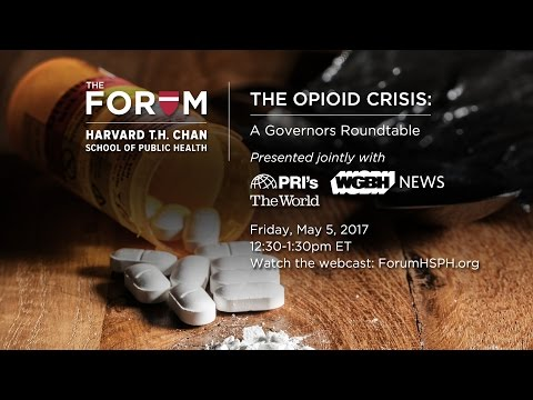 The Opioid Crisis: A Governors Roundtable