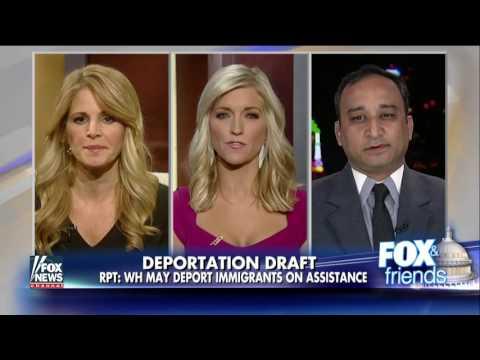 President Trunp may deport illegal immigrants on Welfare Programs