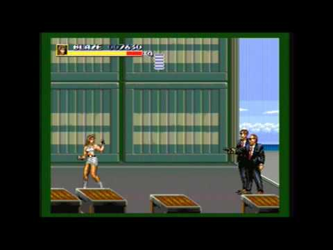 Streets of Rage 3 Review