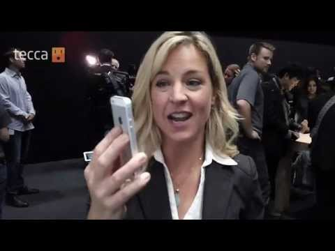 Hands on with the iPhone 5