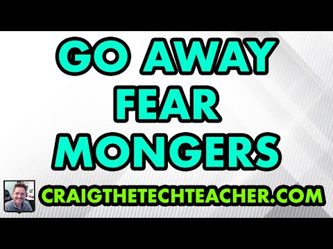 IT Life - 59 - Go Away Fear Mongers, You're Annoying - 02/02/2016