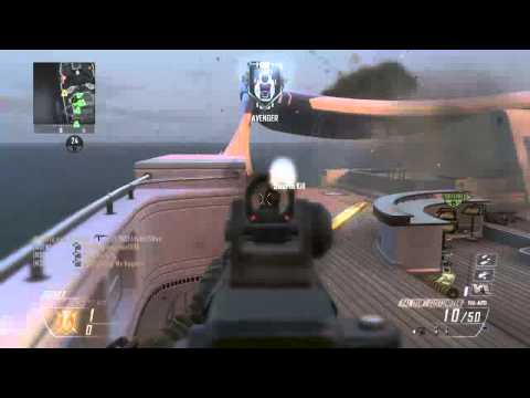 Black Ops 2: FAL Swarm Madness