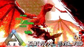 ark survival evolved all bosses | GulluTube