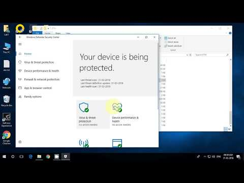 How to exclude any file or folder in windows defender  antivirus