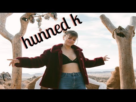 Hunned K (official music video - 100,000 subscribers)