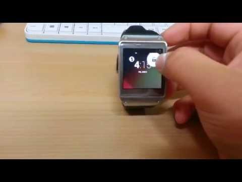 CyanogenMod 10.1 Custom Rom On Samsung Galaxy Gear