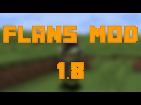 How to Install the Flans Mod for Minecraft 1.8 [Mac]