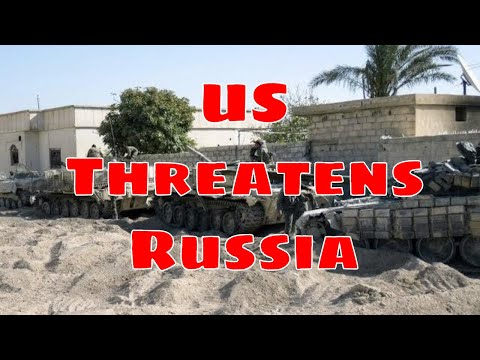 USA Threatens RUSSIA in Syria - WW3 is no broken record, witness the buildup!