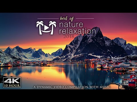 Xxx Mp4 10 HOURS Of Healing Music 4K Nature Best Of 2018 Mix No Loops Worlds Paradises By Drone UHD 3gp Sex