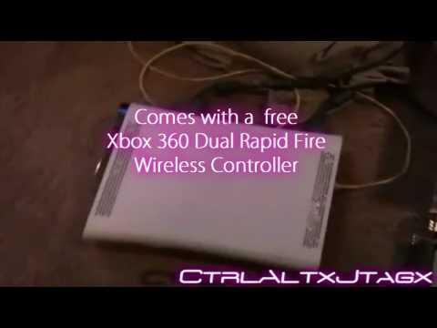 Selling 20GB Xenon Jtag Xbox 360 console 9199 Freeboot