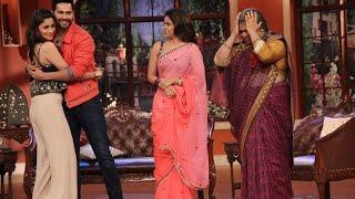 The Kapil Sharma Show _ Varun Dhawan And Alia Bhatt || Holi special