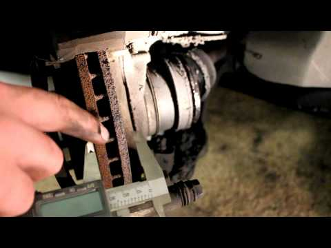 How to Replace Front Brakes Toyota Camry