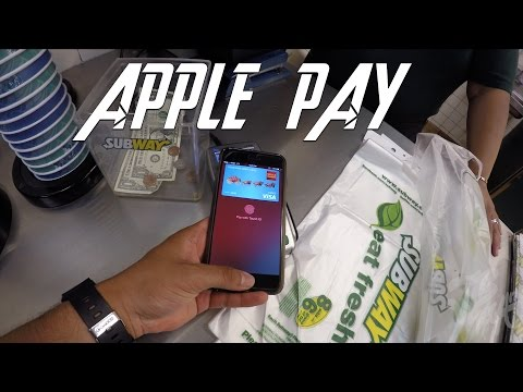 Using Apple Pay The