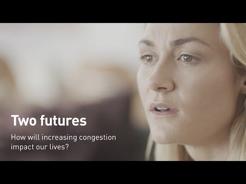 Two futures - How will increasing congestion impact our lives?
