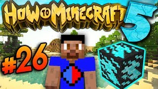 QUEST MINING! - How To Minecraft S5 #26