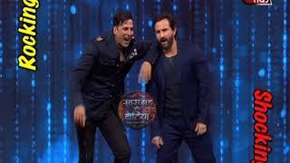Akshay Kumar & Saif Ali Khan