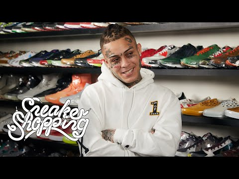 Xxx Mp4 Lil Skies Goes Sneaker Shopping With Complex 3gp Sex