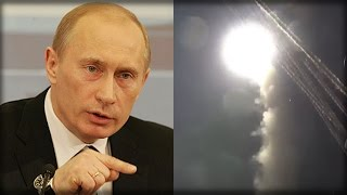 RUSSIA STRIKES BACK! RIGHT AFTER TRUMP BOMBED SYRIA, PUTIN DID THE UNTHINKABLE!
