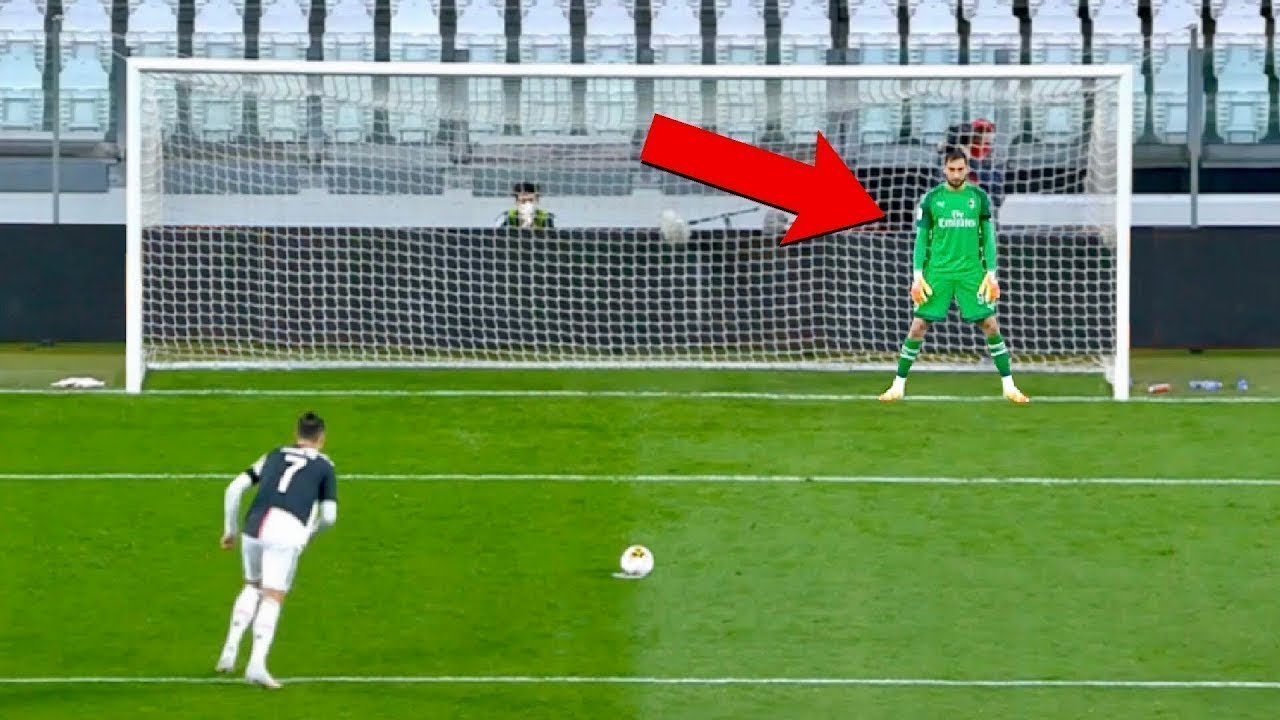 Funny Penalty Kicks