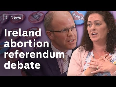 Abortion debate: the Irish referendum discussed and explained