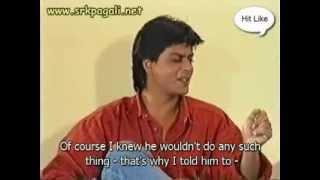 Shahrukh Khan Aap Ki Adalat   Part 1