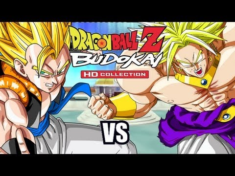 Dragon Ball Z Budokai 3 HD - Gogeta vs Broly