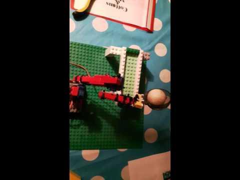 Arduino knex lego robot arm